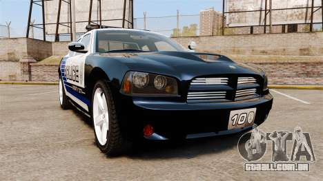 Dodge Charger SRT8 2010 [ELS] para GTA 4