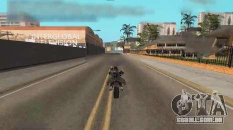Unfreeze para GTA San Andreas segunda tela