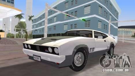 Ford XB GT Falcon Hardtop 1973 para GTA Vice City