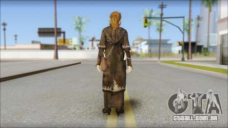 Hermione Grange para GTA San Andreas segunda tela