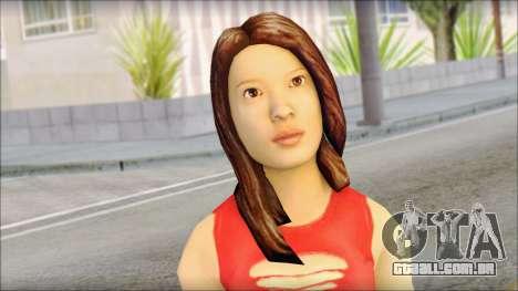 Young Street Girl para GTA San Andreas terceira tela