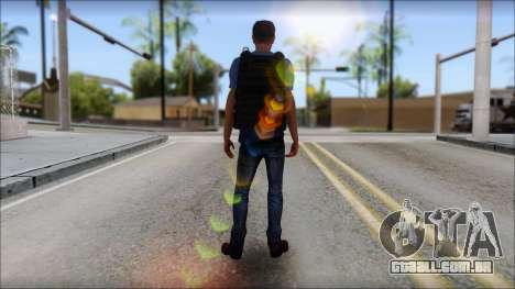 Skin Civil v1 para GTA San Andreas terceira tela