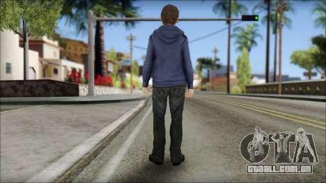 Harry Potter para GTA San Andreas segunda tela