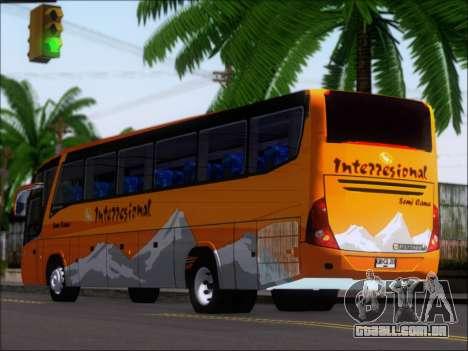 Marcopolo Viaggio 1050 G7 Buses Interregional para GTA San Andreas vista direita