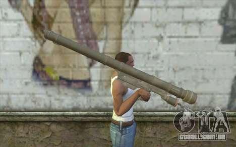 CA 94 para GTA San Andreas terceira tela