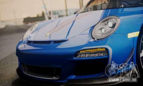 Porsche 911 GT3 RS4.0 2011 para as rodas de GTA San Andreas