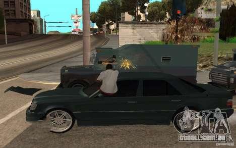 No Spread para GTA San Andreas terceira tela