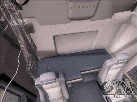 Iveco Stralis HiWay 560 E6 8x4 para GTA San Andreas
