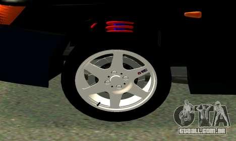 VAZ 21123 Turbo para GTA San Andreas vista direita