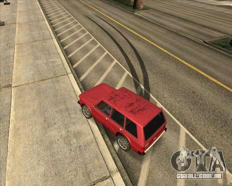 Freio para GTA San Andreas segunda tela