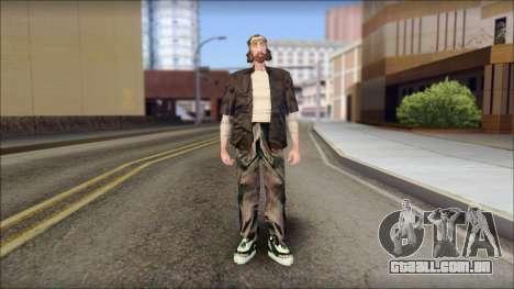 The Truth Skin para GTA San Andreas