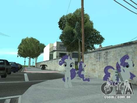 Rarity para GTA San Andreas sexta tela