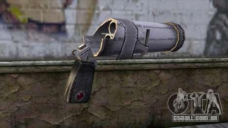 Bottle Gun from Bully Scholarship Edition para GTA San Andreas segunda tela