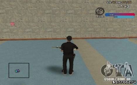 C-HUD by Nas para GTA San Andreas segunda tela