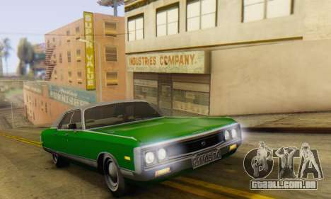Chrysler New Yorker 1971 para GTA San Andreas