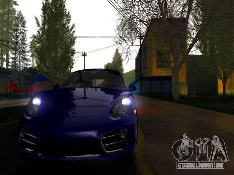 ENB por Makar_SmW86 v5.5 para GTA San Andreas terceira tela