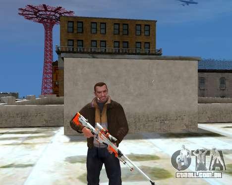 AWP para GTA 4 segundo screenshot