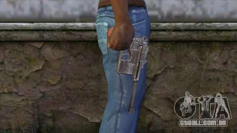 Mauser C-96 para GTA San Andreas terceira tela