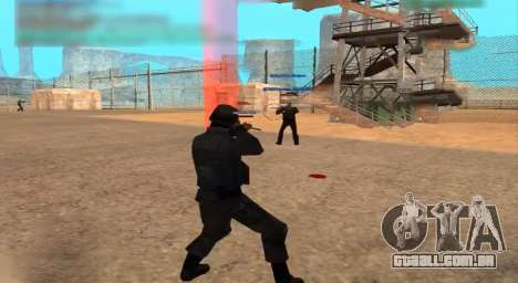 Who Shoots para GTA San Andreas terceira tela