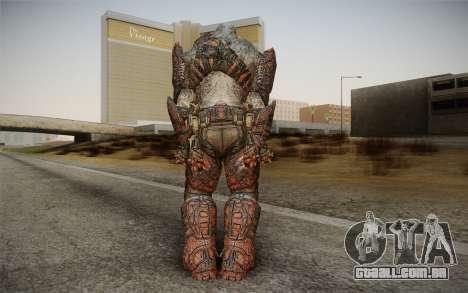 Granadier Hunter Bombs para GTA San Andreas segunda tela