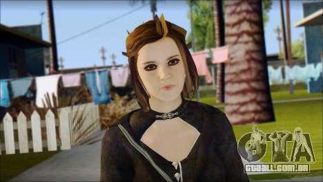 Hermione Grange para GTA San Andreas terceira tela