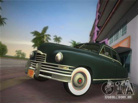Packard Standard Eight Touring Sedan 1948 para GTA Vice City