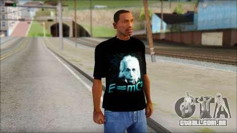 German Elite Army Emcore Fan T-Shirt para GTA San Andreas