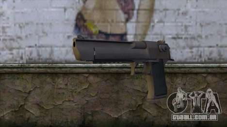 Desert Eagle from CS GO 1.0 para GTA San Andreas