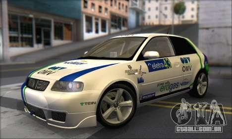 Audi A3 1999 para o motor de GTA San Andreas