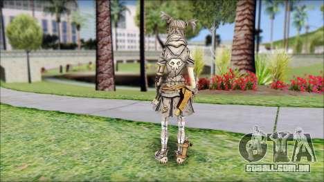 Gai para GTA San Andreas segunda tela