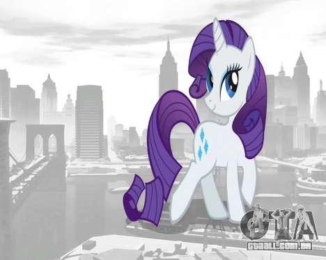 Arranque telas de My Little Pony para GTA 4