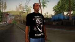 Avenged Sevenfold Reaper Reach T-Shirt para GTA San Andreas