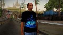 Melbourne Shuffle T-Shirt para GTA San Andreas