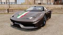 Ferrari 458 Italia Speciale Novitec Rosso