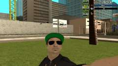C-HUD by SampHack v.5 para GTA San Andreas