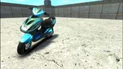 Yamaha Aero X Polini para GTA 4