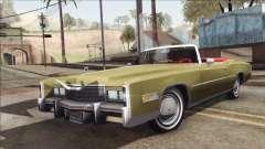 Cadillac Eldorado Stock
