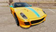 Ferrari 599 GTO PJ2