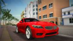 BMW Z4 sDrive35is para GTA Vice City
