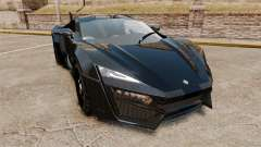 Lykan HyperSport Black