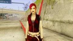 Red Girl Skin