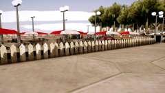 New Santa Maria Beach v1 para GTA San Andreas