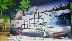 GTA V Billboards