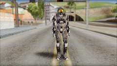 Masterchief Black from Halo
