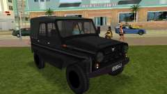 UAZ 496 para GTA Vice City