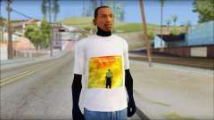 Monster von Back O Beyond T-Shirt para GTA San Andreas