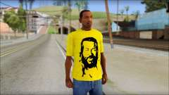 Bud Spencer And DAnusKO T-Shirt para GTA San Andreas