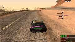 Deriva De Bagagem para GTA San Andreas