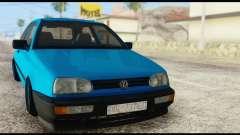 Volkswagen MK3 deLidoLu Edit para GTA San Andreas
