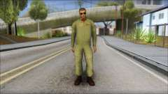 USAF Pilot On Base para GTA San Andreas